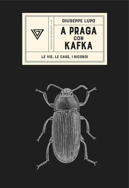 libro praga con kafka