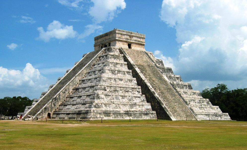 tempio Kukulcan Chichén Itzá